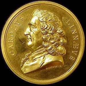 Linnean Medal cover