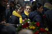 Meeting Bodies of Ukrainian Citizens from PS752 in Boryspil International Airport 53.jpg