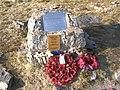 Memorial at MF509 crash site - geograph.org.uk - 396904.jpg
