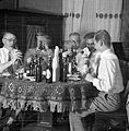 Men, drinking Fortepan 20154.jpg