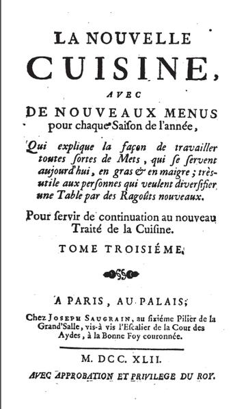 File menon la nouvelle cuisine 1742 cover for Nouvelle cuisine