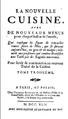 Menon, La nouvelle cuisine, 1742 -- cover page.png