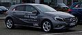 Mercedes-Benz A 180 CDI BlueEFFICIENCY Urban (W 176) – Frontansicht (1), 10. November 2012, Velbert.jpg