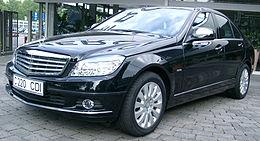 mercedes classe c w204  Mercedes-Benz Classe C - Wikipedia