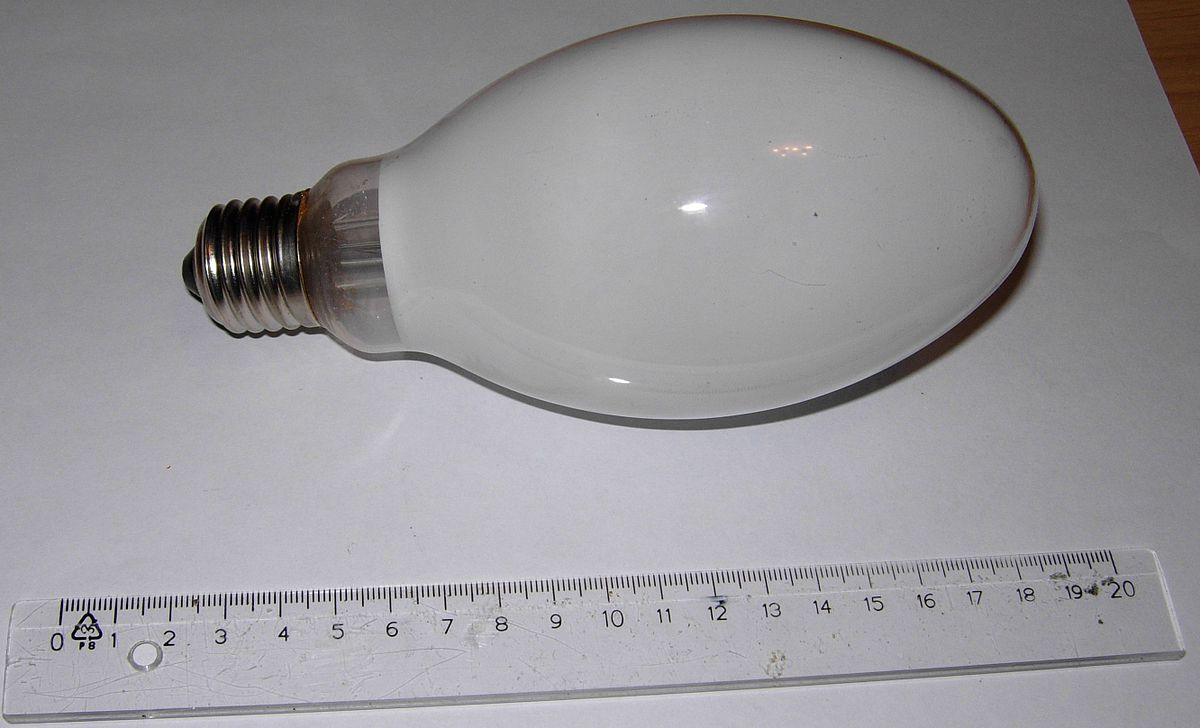 Инструкции по ртутным лампам
