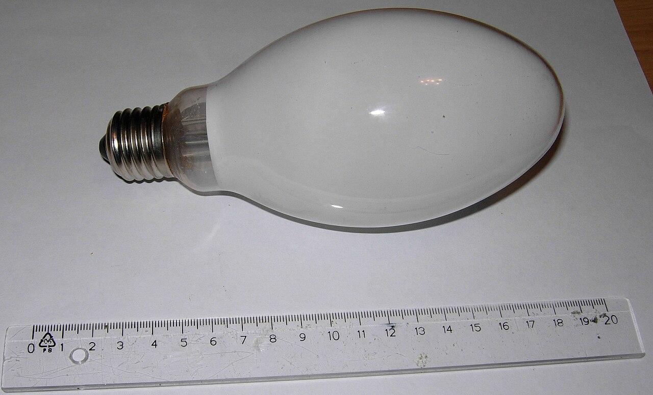 Wysokociśnieniowa Lampa Rtęciowa Wikiwand
