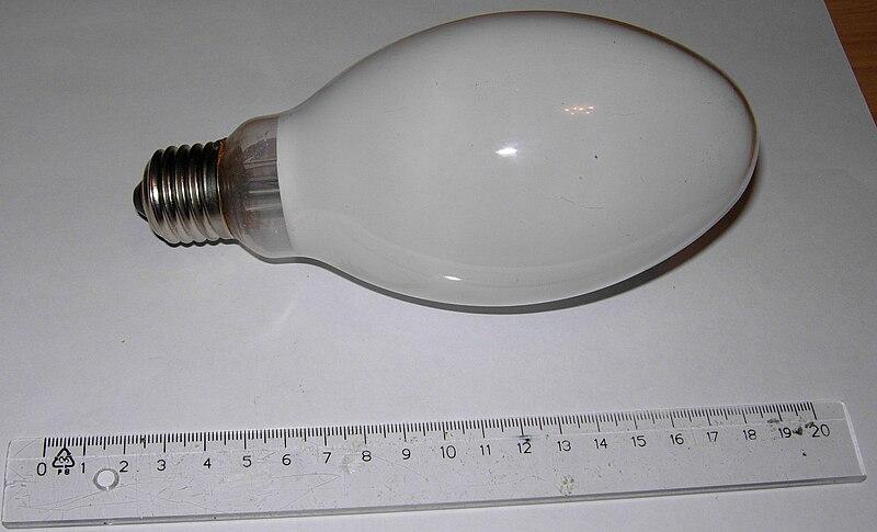 Mercury Vapor Bulbs