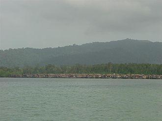 Mergui Archipelago - Image: Mergui Village
