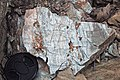 Metcalf Phyllite (Neoproterozoic; Laurel Creek Road outcrop, Great Smoky Mountains, Tennessee, USA) 5 (36751094030).jpg