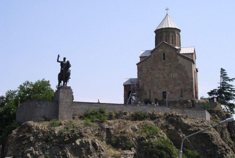 Metekhi, Tbilisi