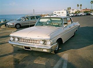 Mercury Meteor American car