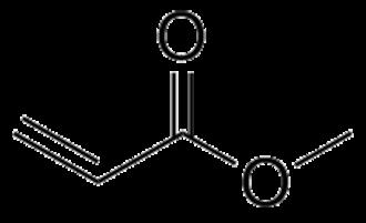 Methyl acrylate - Image: Methyl acrylate