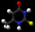 Methylthiouracil-3D-balls.png