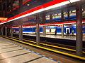 Metro C Prosek, nástupiště.JPG