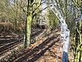 Metropolitan Line railway near Chesham - geograph.org.uk - 134260.jpg