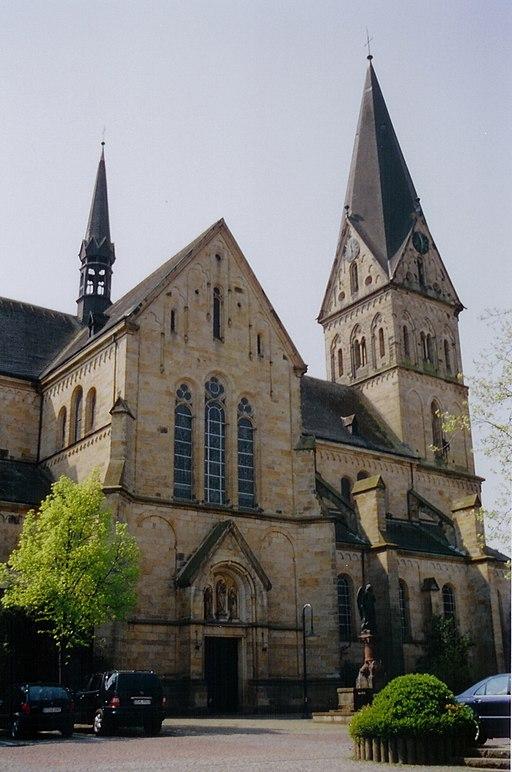 Mettingen St Agatha
