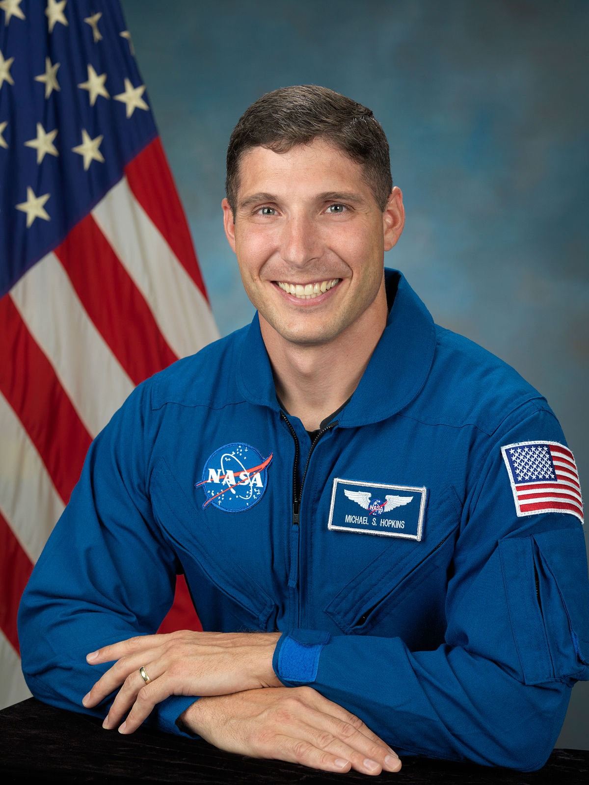 mike hopkins nasa - photo #5