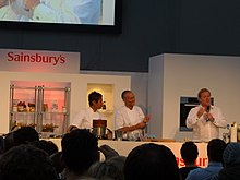 Michel Roux Jr at MasterChef Live 2009 (4108240803).jpg