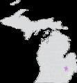 Michigan Senate District 14 (2010).png
