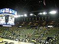 Michigan State vs. Michigan men's basketball 2013 03 (Crisler Center interior).jpg