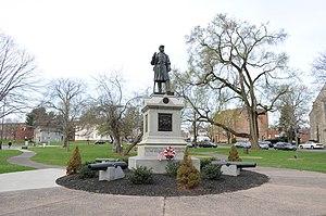 Melzar Hunt Mosman - Image: Middletown, CT Union Park 03