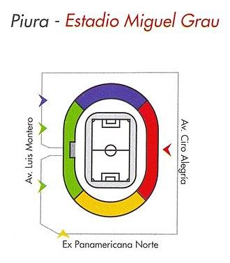 Estadio Miguel Grau (Piura) - Image: Miguel Grau Piura