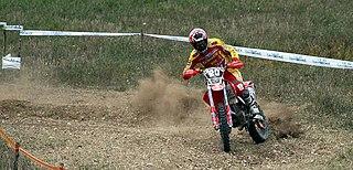 Mika Ahola Finnish enduro rider