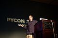 Mike Bayer talking about SQLAlchemy at PyCon 2012 d.jpg