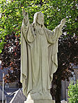 Millingen aan de Rijn - Heilig Hartbeeld (1922) van Jan Custers - 03.jpg