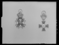 Miniatyrordenstecken KXIII, S-t Olav - Livrustkammaren - 19350.tif