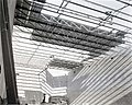 Mission 66 Visitor Center and Museum roof girders for exhibition room. ; ZION Museum and Archives Image 004 01068 ; ZION 7801 (621ca4695fa24585807f98148b0b5bd6).jpg