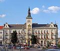 Mistelbach - Bezirkshauptmannschaft, Rathaus.jpg