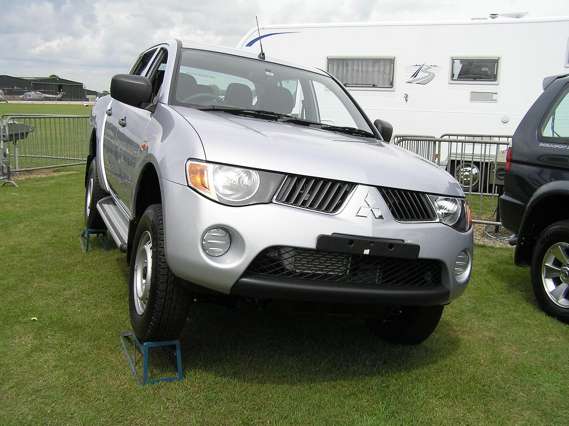 Mitsubishi Motors (Thailand) - Wikipedia