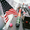 Mk 48 torpedo on retriever boat 1982.JPEG