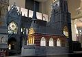 Modèle de la Cathédrale Saint-Lambert, Grand Curtius, Liège3.JPG