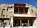 Mogao Caves Dunhuang Gansu China 敦煌 莫高窟 - panoramio (12).jpg