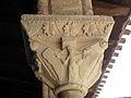 Moissac (82) Abbaye Saint-Pierre Cloître Chapiteau 04.JPG