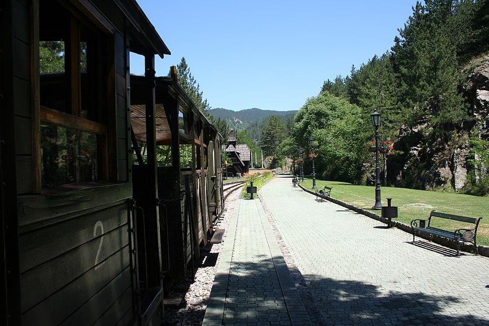 Mokra Gora, Šarganska osmica 098
