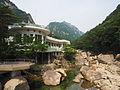 Mokrankwan Restaurant, Kumgangsan National Park, DPRK (14903615821).jpg
