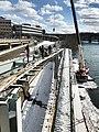 Mon Wharf Switchback Ramp in progress (38173401425).jpg