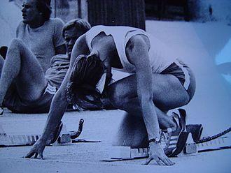 Mona-Lisa Pursiainen - Pursiainen at the 1974 European Championships