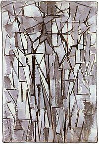 Mondrian Compositie bomen II.jpg