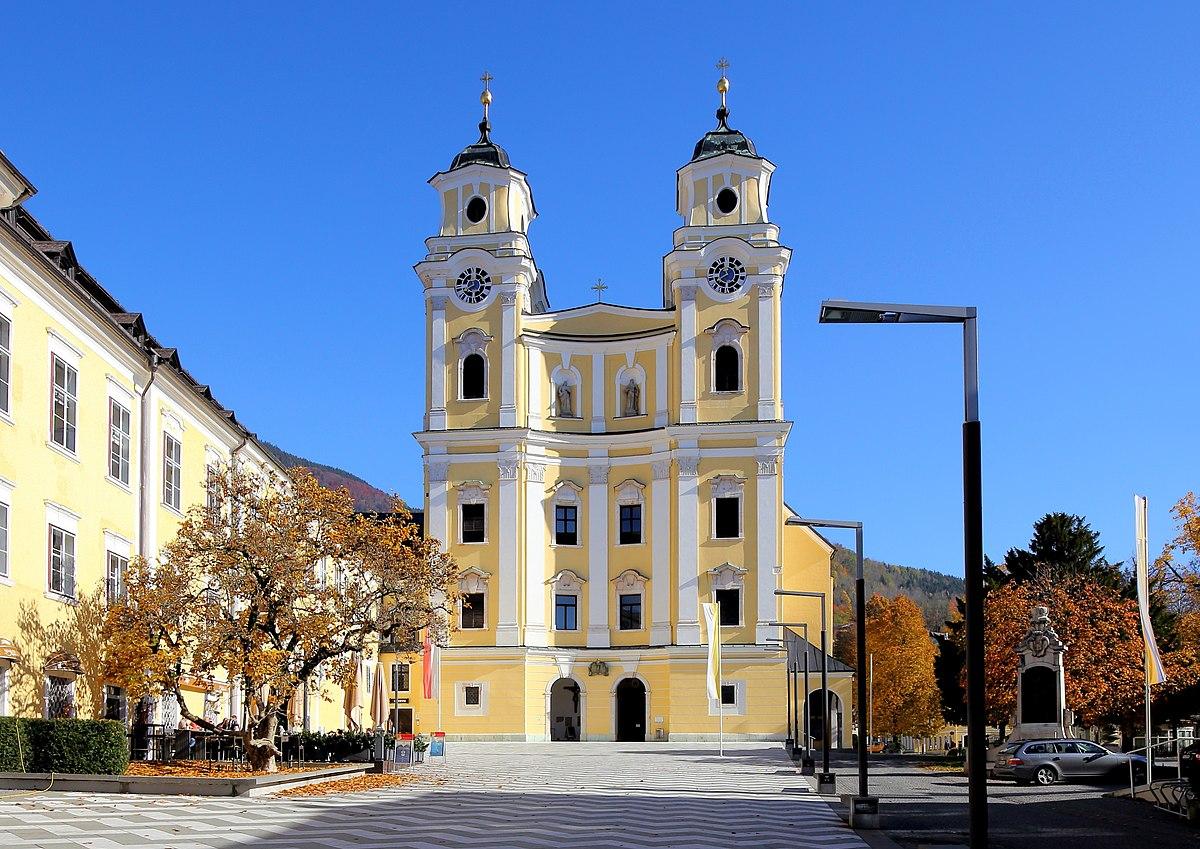 Basilika Mondsee Wikipedia