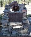 Mono Mills monument.JPG