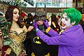Montreal Comiccon 2016 - Batman and villains (28281027885).jpg