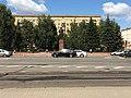 Monument Of Kalinin praspiekt Niezaliežnasci Minsk.JPG