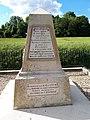 Monument des Fusillés à Nouvron-Vingré (Aisne) 2.jpg