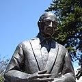 Monumento a César Dávila, frente a la Casa de la Cultura .jpg