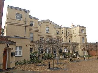 Moor Park, Farnham - The front of Moor Park House