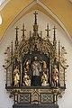 Moosburg an der Isar, St Kastulus 028, Side altar.JPG